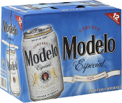 Modelo Especial 12 Pack Cans