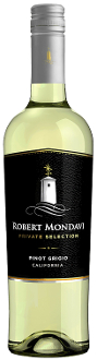 Robert Mondavi Private Select Pinot Grigio 750mL