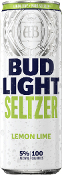 Bud Light Lemon Lime Seltzer 25oz
