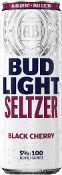 Bud Light Black Cherry Seltzer 25oz